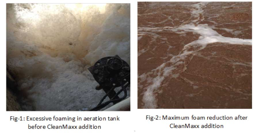 CleanMaxx - Biotech solution for wastewater treatment plant