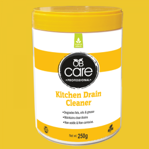 kitchen drain cleaner