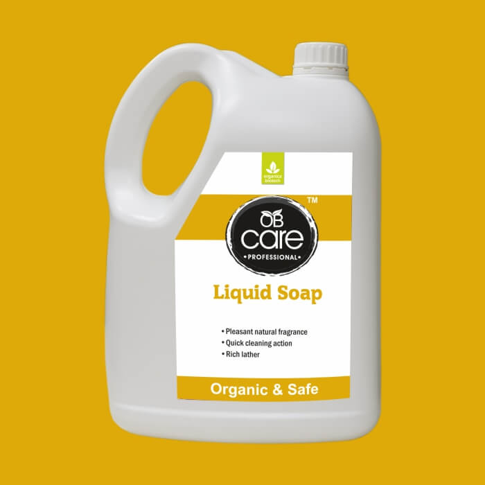 Ob Care Organic Liquid Soap